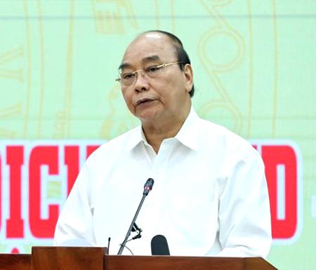 Toàn văn phát biểu của Chủ tịch nước Nguyễn Xuân Phúc phát động quyên góp ủng hộ phòng chống dịch bệnh COVID-19